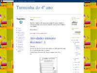 Turminha do 4º ano