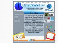 .: Rede Cidade Livre - História :.