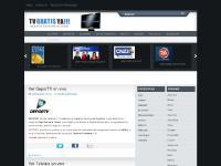 tvgratisya.com TV gratis Ya, Cultura, Deportes
