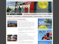 TVI Actors Studio - Los Angeles Acting Schools and New York Acting Schools - The