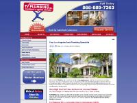 tvplumbing.com los angeles plumber, santa monica plumber, plumbing company la