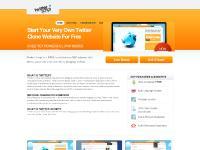 twitter-script.com free twitter script, free twitter clone, free micro blogging script