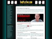 Poker Strategy - Two Plus Two Poker & Gaming Strategy