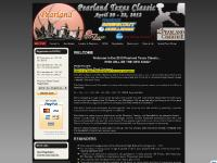 Pearland Texas Classic – April 20-22, 2012