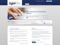 typeout.co.uk Interview Transcription Services, Medical Transcription Services, Legal Transcription Services