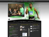 tysongay.net tyson gay, sprinter, 100m