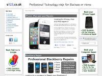 Computer Security, Business Data Mapping, professional UK Blackberry Repair, Blackberry Repair repair form