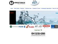 Ubertubos - Materiais Hidráulicos - Tubos conexoes em Uberlândia -