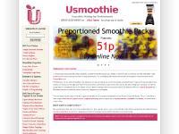 ublend.co.uk Smoothies, smoothie fruit packs,IQF smoothie fruit packs