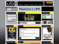 ubradio.net DJs & Shows, Schedule, Events