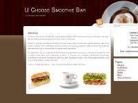U Choose Smoothie Bar