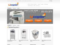 ucopier.com canon copier, canon multifunction, printer copier