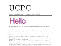 UCPC - Upper Clonaneese Presbyterian Church