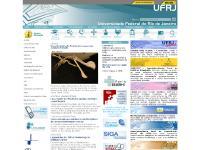 Galeria de Ex-reitores, Estatísticas da UFRJ, Estatuto da UFRJ, Mapa