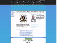 Embassy of Uganda - Embassy of the Republic of Uganda, Libya