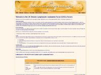 The Home Page of the UK Chronic Lymphocytic Leukaemia Forum (UKCLLForum)