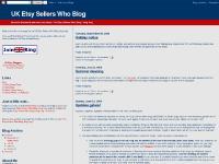 uketsybloggers.blogspot.com Holiday notice, 8:58 PM, uk