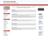 UK Home Worker - Genuine Homeworking Opportunities