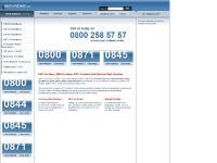 uknumbers.net UK Numbers, Free 0845 numbers, 0845 numbers