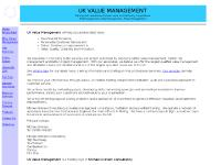 UK Value Management: Accredited Training + Value Management Consultancy.