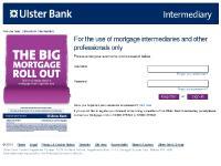 ulsterbankintermediaries.co.uk