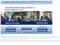 Welcome to Ulster Bank in Northern Ireland and in the Republic of Ireland | Ulster