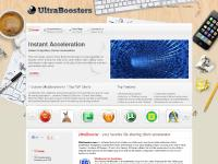 UltraBooster - your favorite file sharing client accelerator