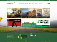 Tarmac Limited, aggregates, asphalt, concrete, contracting, lime and cement.