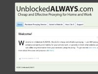 unblockedalways.com unblocked, unfiltered, proxy