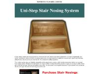 Synthetic Flooring Limited - Uni-Step Stair Nosings