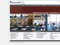 Universitätsmail, Stud.IP, Onlineeinschreibung, SchülerInnen