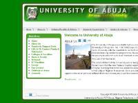 unibuja.edu.ng unibuja, uniabuja, university