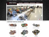 unifiedturbines.com Unified Turbines Inc., Facilities, Machine Shop