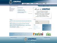 UNIPAC - Uberaba / MG - Página Inicial