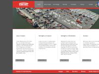 uniport.nl Multipurpose Terminals, container terminal, Independent Container Te