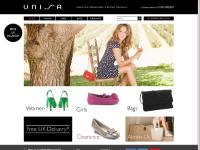 unisa.co.uk Stockist Finder, Women, Flat shoes