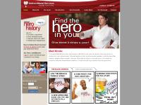 United Blood Services | Find the Hero in You. Give blood 3 times a year!