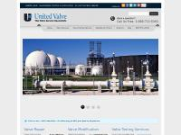United Valve - Valve Repair, Testing, & Modification - In Shop or Field Service