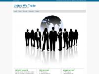 United We Trade | United We Trade, Divided We Don't