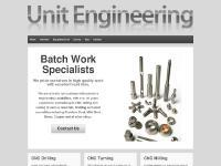 unitengineering.co.uk Services, Equipment List, Gallery
