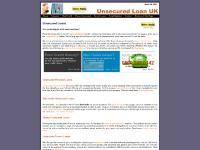 Unsecured Loans | UK Unsecured Loans