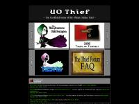 UO Thief | The Unofficial Home of the Ultima Online Thief