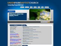 Union Park Baptist Church - Connecting People With God - Des Moines, IA