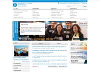 中文, Punt d'informació, Intranets i webs UPC, Mapa del web