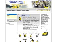 Pressure Washers, Commercial Pressure Washers, Industrial Pressure Washers