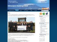 | Sunderland Partnership Kilimanjaro 2010 challenge usskilimanjaro.co.uk