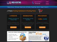 uswebhosting.com Dedicated Servers, VPS Hosting, Shared Hosting