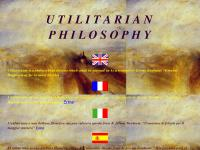 Utilitarian Philosophy