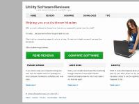 Utility Software Reviews | Software To Keep Your Computer Healthy