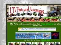 utvpartsandaccessories.com for UTV parts and accessories